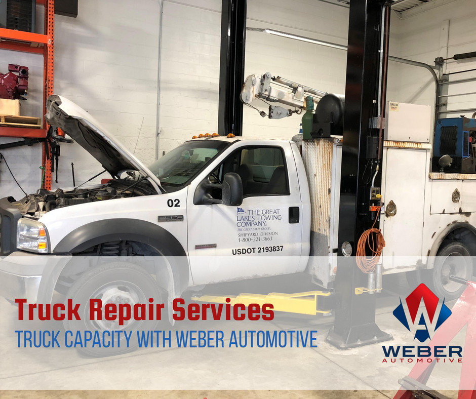 Truck Capacity | Weber Automotive