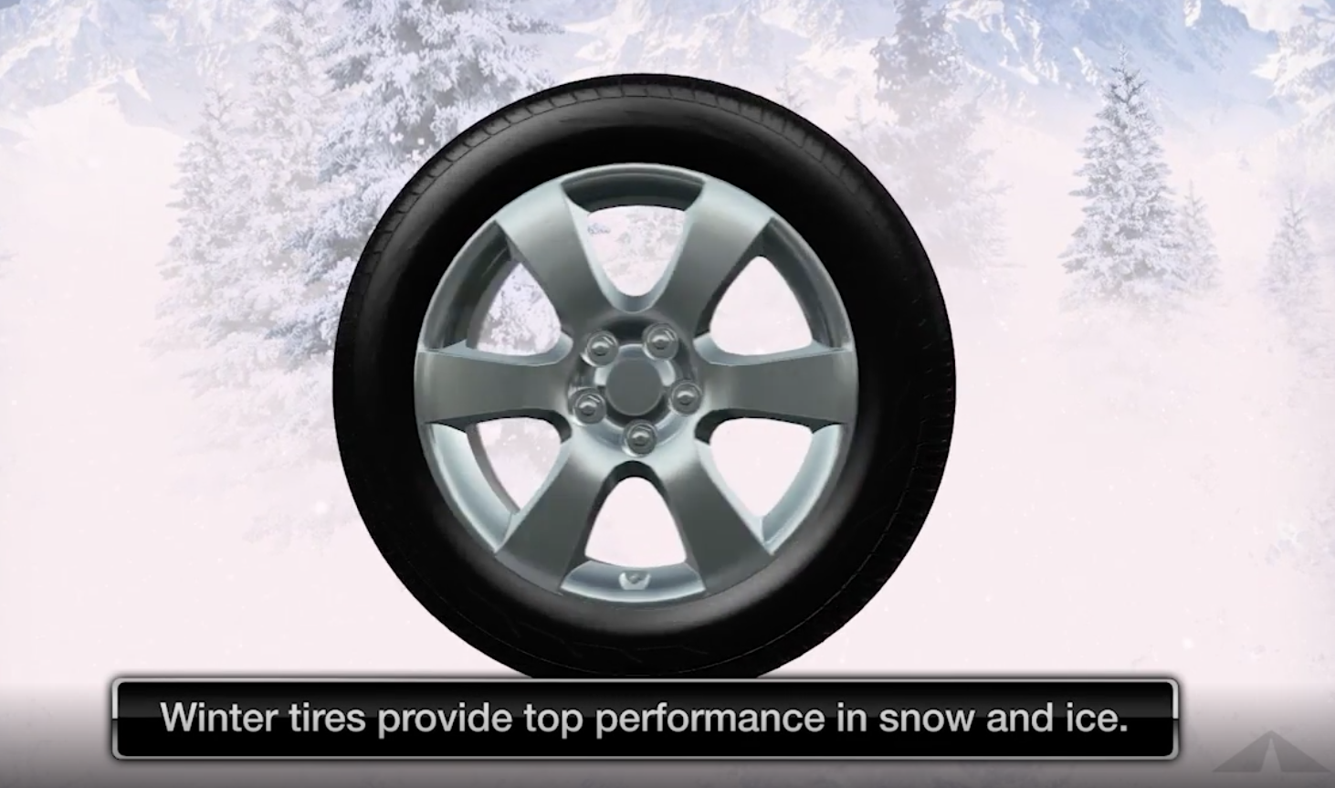 Winter tires at Weber Automotive | North Olmsted, Ohio