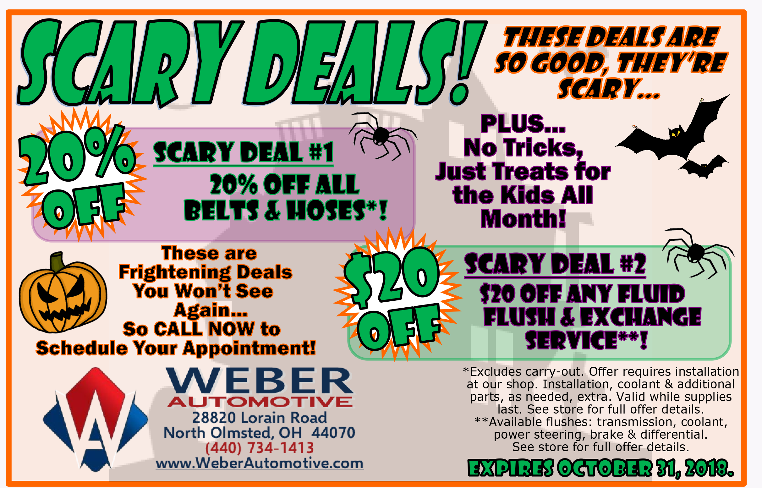 36 Month Warranty | Weber Automotive