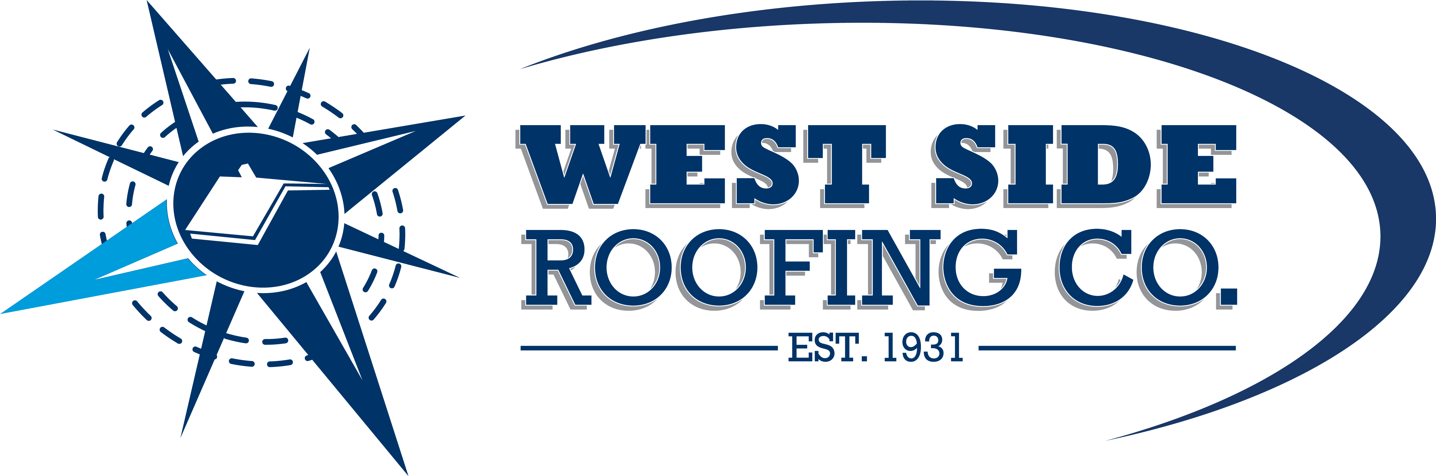 West Side Roofing Logo
