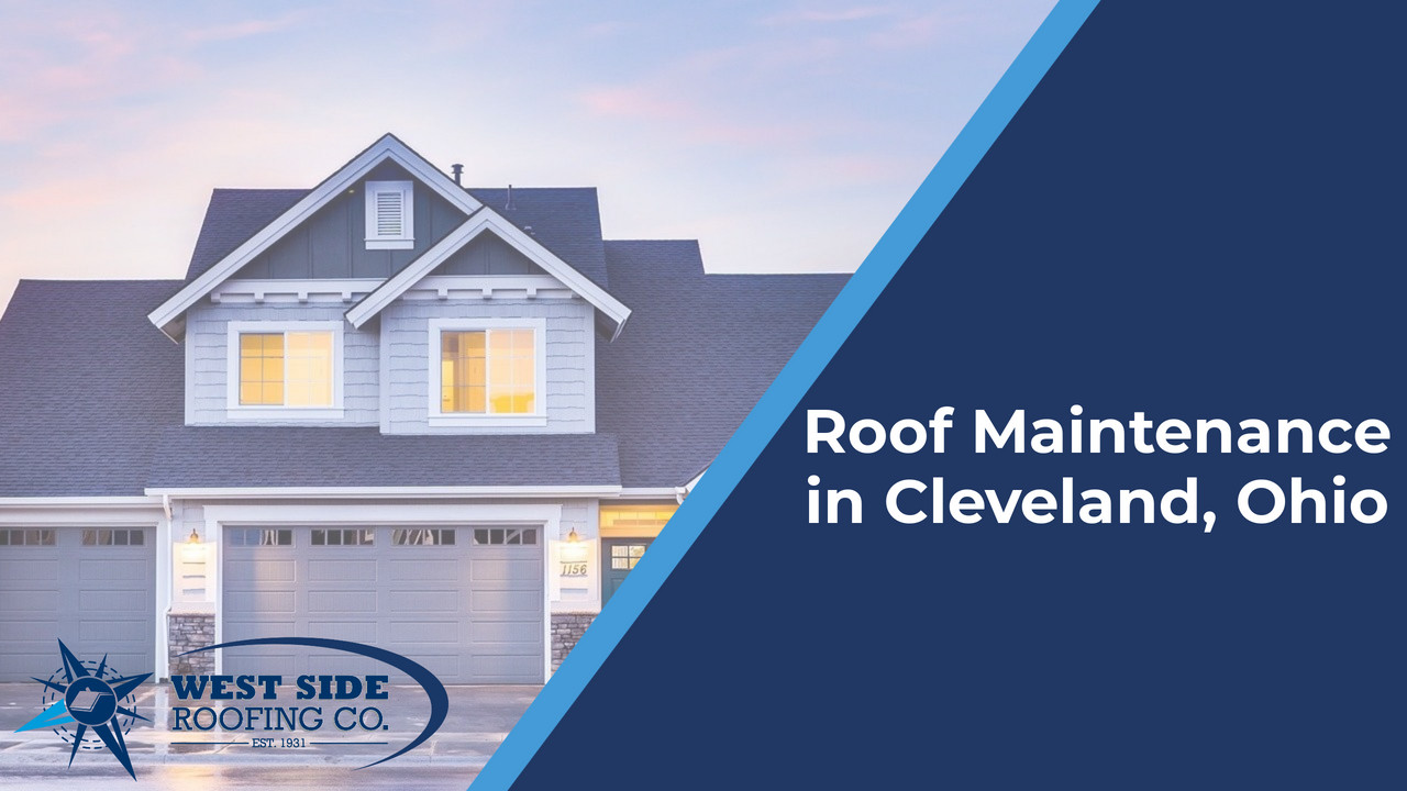 Roof Maintenance in Cleveland, Ohio Image