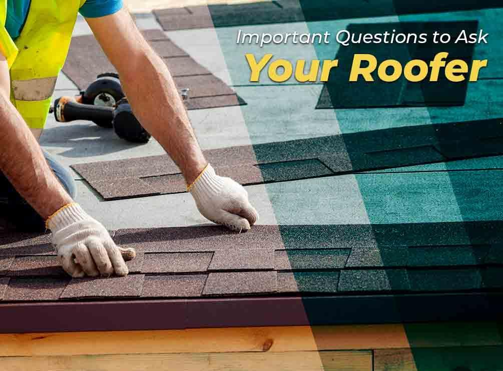 Important Questions to Ask Your Roofer | West Side Roofing