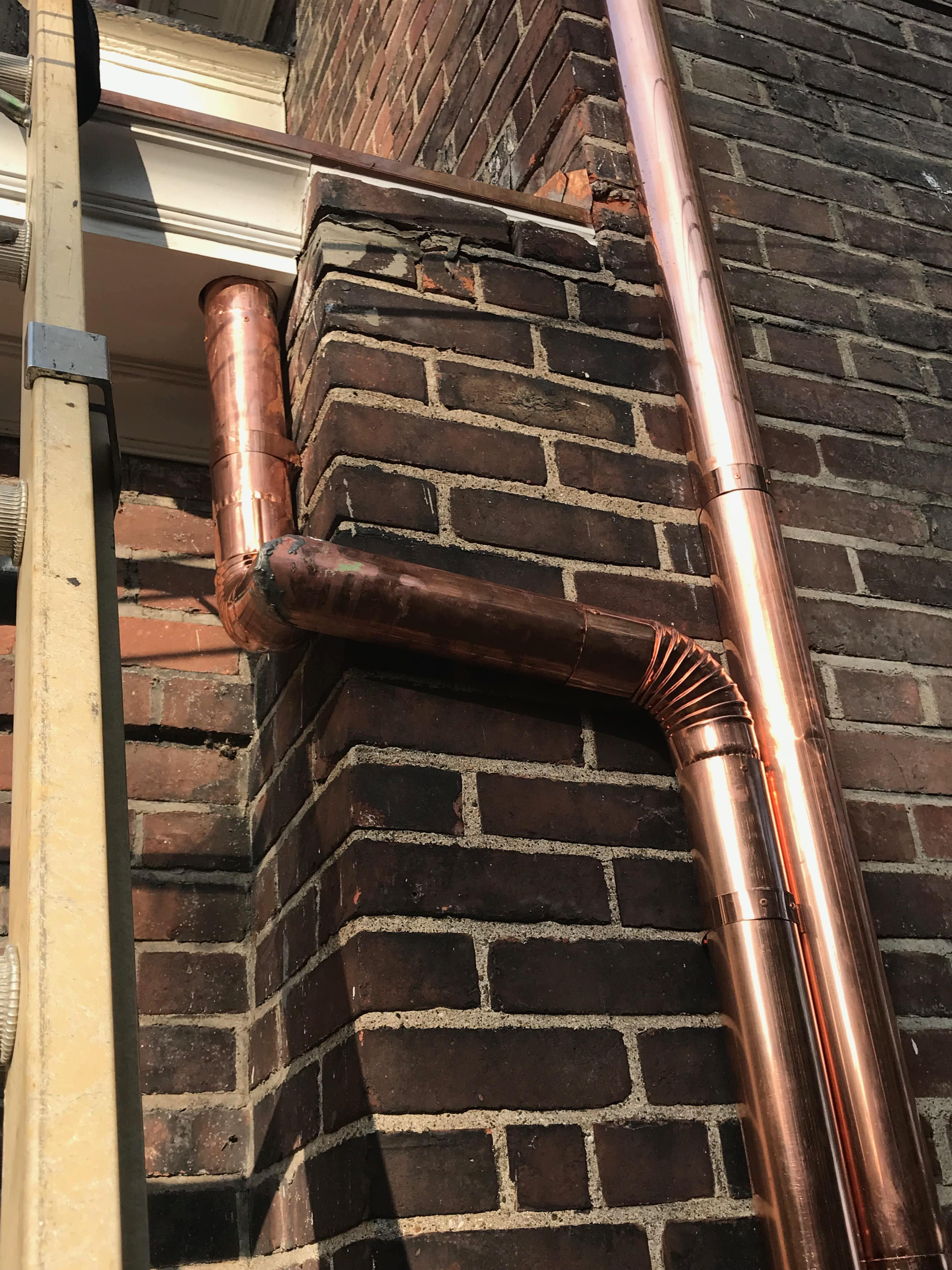Copper Roofing by West Side Roofing