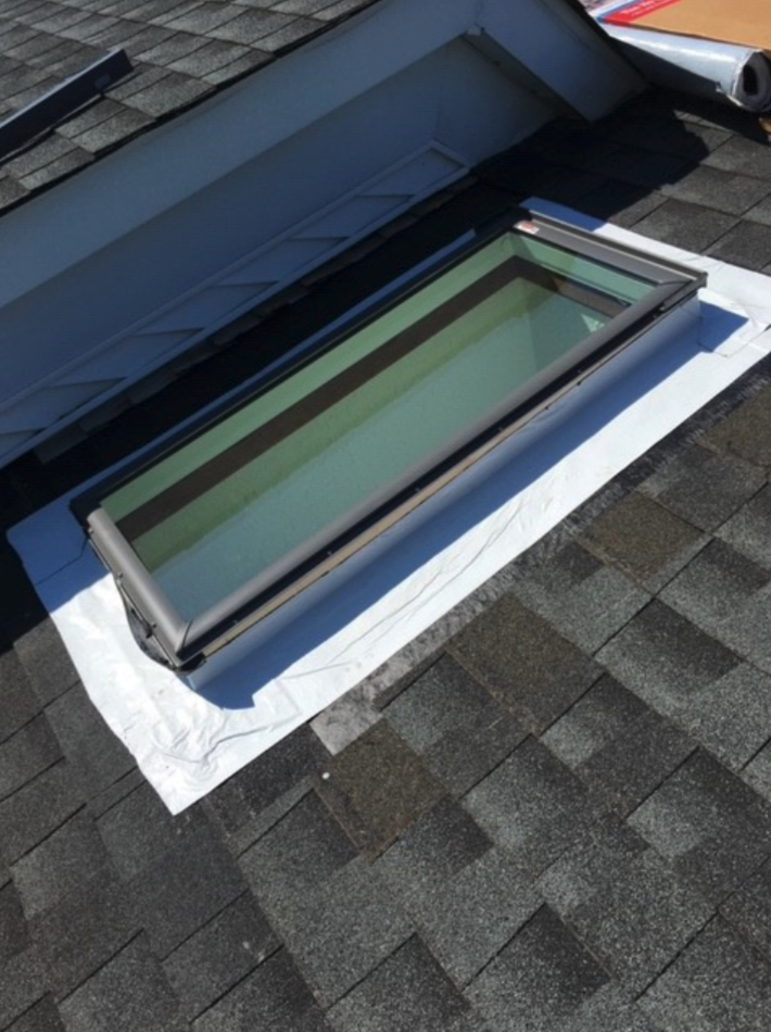 West Side Roofing can replace your skylight | Cleveland,OH | Roofing