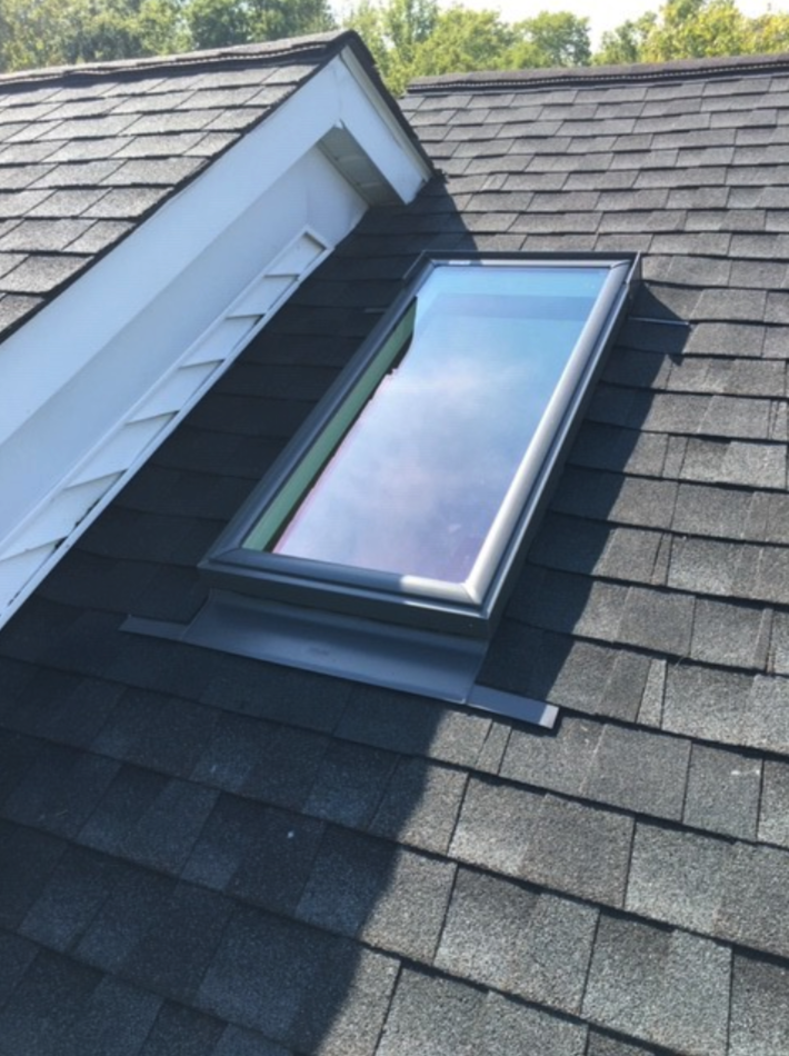 West Side Roofing can repair your skylight | Cleveland,OH | Roofing