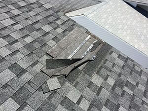 Roof Damage | west side roofing