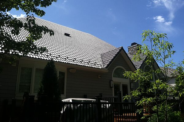 Slate and Tile Roofs