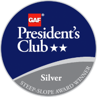 GAF President's Club Silver Award Winner