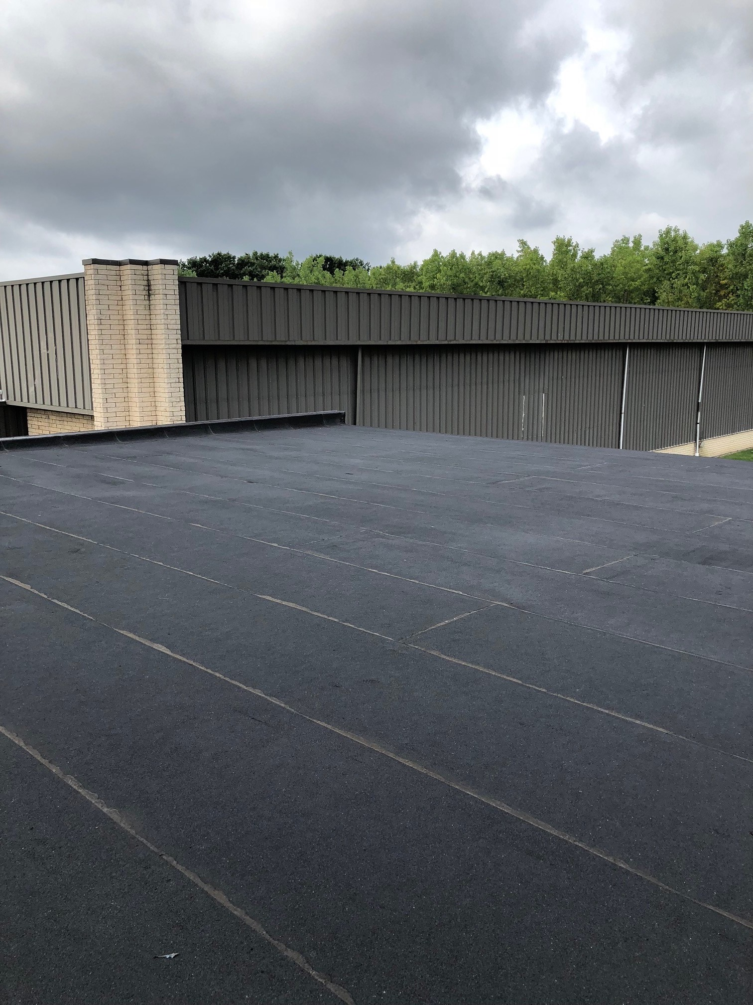 West Side Roofing | Maintaining Commercial Roofs