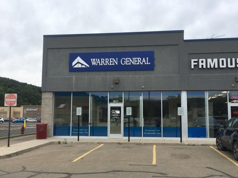 WGH North Warren Walk-In Care Update!